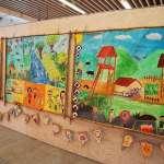 國資圖「原鄉兒童藝術創作展」 探索藝術創作的趣味設計