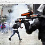 窮人死亡率是富人10倍!哥倫比亞民怨大爆發 警察鎮壓殺死37人