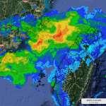 雷達回波「整片紅」,為何仍不見降雨?專家點出殘酷真相