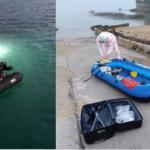 弘安觀點:接連兩起橡皮艇登島,無波起湧的國安危機