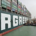 航運股長榮新利空?埃及降低卡船索賠3成,船東若拒賠,長賜輪恐遭拍賣