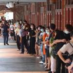 本土疫情單日激增180例 43例集中萬華地區