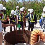 內政部營建署與高市府跨海444公里提昇東沙環礁生態環境