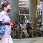 台北車站街友爆群聚!快篩6人確診 5人送隔離1人行蹤不明