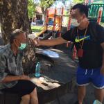 高市社會局增訪視頻率 發口罩增強街友防疫措施