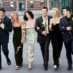 睽違17年!經典美劇《六人行》重聚篇今天開播,小賈斯汀、女神卡卡將「無劇本」驚喜客串