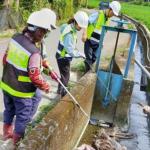 魚池東光社區水環境巡守隊成立四年 建立水源保育巡守作業