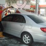久旱逢甘霖高屏可供水洗車 台糖加油站順勢洗車打對折