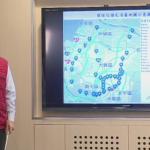 中市府建置清消地圖   每日公布隔日消毒地點及時段民眾可避免前往