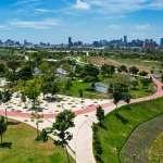 中央公園再得獎 獲2021全球卓越建設銀獎肯定