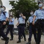 香港蘋果日報高層被捕 國民黨:高度憂慮、港府執法造成寒蟬效應