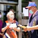 85歲以上長者6/15起接種 中市府已發送施打通知單