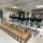 衛福部200台「救命神器」HFNC近日分送全台 近50家醫院名單曝光