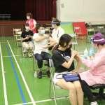 台中明啟動64處疫苗快打站 宇美町式接種法1小時可完成120人接種!