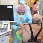 亞東醫院採宇美町式施打法  85歲以上長輩全程僅需4.2分鐘