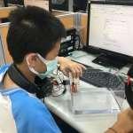科技善用雨神眼淚! 同榮國小跨域整合教小學生寫程式回收雨水