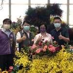 紓解花農滯銷壓力 彰化縣府打造療育花卉展示空間