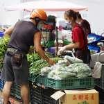 市場買菜擔心食物被感染?一張圖揭病毒存活時間,專家:採買前後做好3步驟最安全