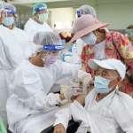 打莫德納、BNT疫苗會變生化人? 指揮中心澄清謠言