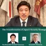 「台灣不只是日本的朋友,我們是兄弟!」日本防衛副大臣談中國威脅,中山泰秀:必須保護台灣這個民主國家