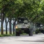 陸軍雲豹甲車仿實戰出巡!「長城部隊」戰備偵巡強化打擊