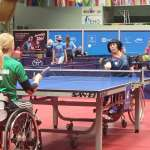 台灣之光!58歲新北身障桌球選手盧碧春獲東京帕運門票