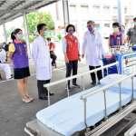 彰化屠宰場人員今施打疫苗   衛福部彰化醫院規劃戶外施打區