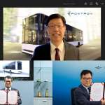 鴻海打造電動巴士 插旗老字號三地集團高雄客運