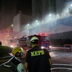 台塑林園廠凌晨起火 高市環保局將裁罰45萬元