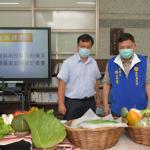 投縣府、慈濟、農會合贈蔬果箱 助行銷也助弱勢學童家庭