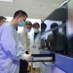 高醫檢驗醫學部快狠準 三級警戒至今檢驗逾2萬7千件守護南臺灣