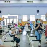 新北市67歲以上長者預約率破9成   侯友宜:歡迎長輩回籠施打