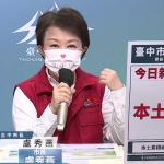 中台灣爆年輕人社交活動傳染鏈!台中新增1無症狀確診,感染源頭曝光