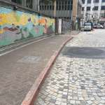 安全第一!鶯歌老街部分路段改瀝青鋪面 邀民眾24日前提建言