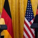 梅克爾的最後白宮行:與拜登誓言「重建跨大西洋關係」,對華政策仍與老美不同調
