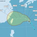 中颱烟花逼近 明後天能否放颱風假 天氣達人這樣說
