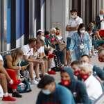 東京奧運,病毒攪局》新冠疫情陰影籠罩,選手村驚傳運動員確診