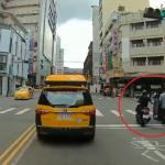 抓到了!騎士自摔製造假車禍 台中碰瓷男涉詐欺遭起訴