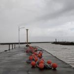 「烟花」發布海上颱風警報   海洋局籲漁友加強防範