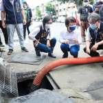 颱風來襲加強防汛 盧秀燕:寧願多做也不要少做