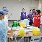 彰縣連四日作國小教職員工疫苗施打 22日即將完成第一批施打
