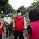烟花颱風警報發布 高雄市全力執行防颱準備工作