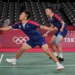 有影》「麟洋配」打敗日本!刷新台灣史上最佳成績,挺進東奧羽球男雙前四強