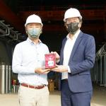 高雄隊半導體再添精兵 國際華爾卡路科新廠10月完工啟用
