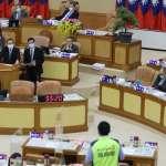 議員關切2024選總統 五星市長侯友宜回應了