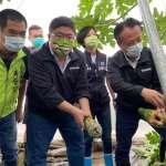 農損申請中央救助 翁章梁:請農民放心!