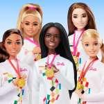 就是少了黃皮膚、黑眼睛、黑頭髮的那一款...美泰兒力推東京奧運芭比,五款娃娃獨缺亞洲女性