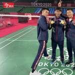 李洋:「希望更多人看到,還在為夢想堅持的選手」 打造台灣成為體育強國,還缺哪些拼圖?