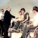 「帕運之父」古特曼:癱瘓者曾經頂多活3年,直到他鼓勵患者運動反擊命運