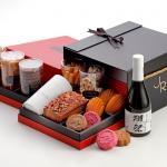 侯布雄中秋限定開賣!3 款不容錯過的禮盒,結合星級甜品與清酒逸品獺祭